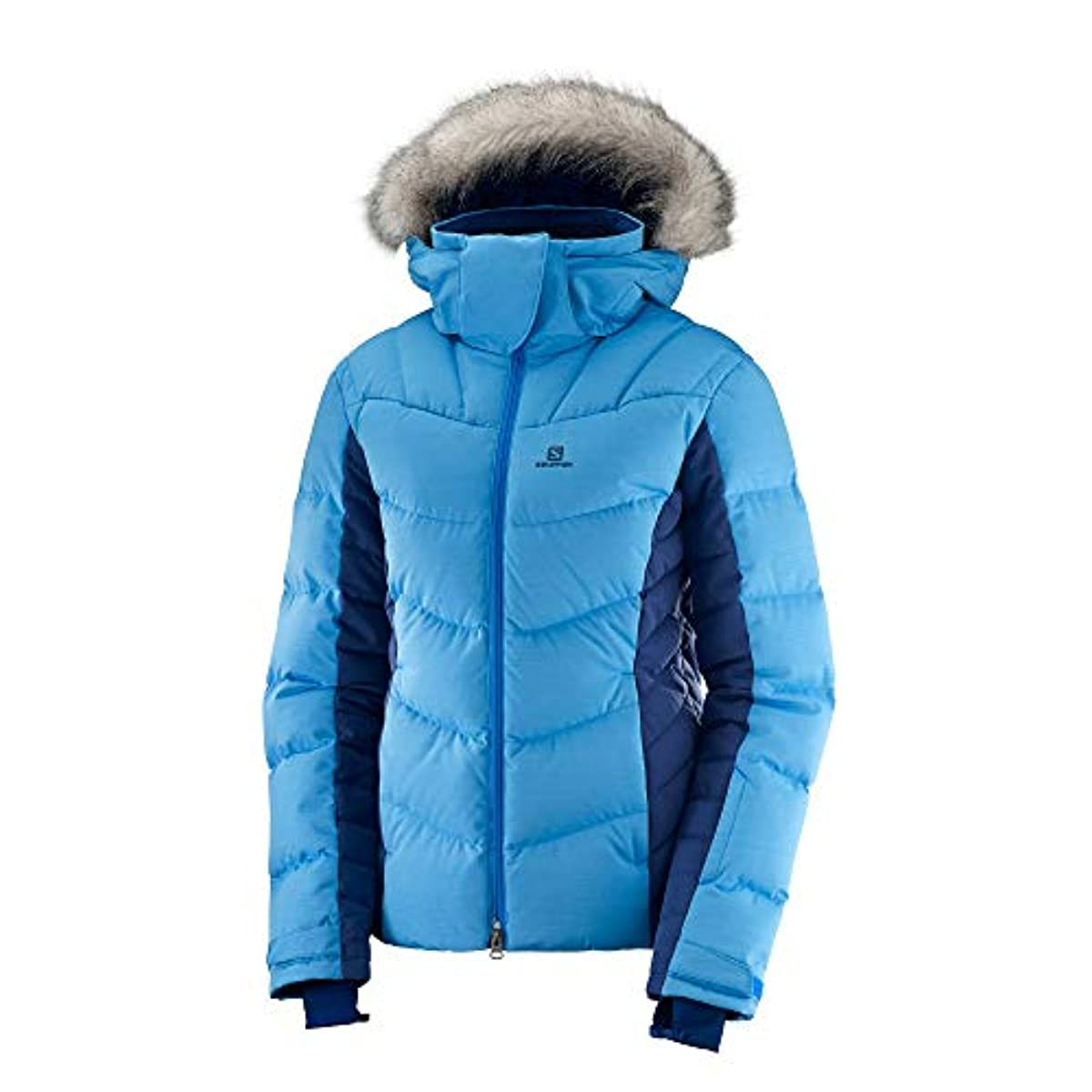 [해외] 살로몬SALOMON 스키 웨어 레이디스 재킷 ICETOWN JACKET WOMEN 아이스 퍼터운 재킷 레이디스 2018-19년 모델 사이즈XS~M
