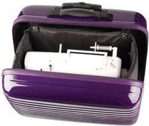 Amazon Deluxe Sewing Machine Hard Shell Travel Case With Wheels Best Sewing Machine Bags On Wheels