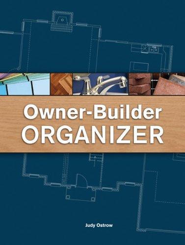 Owner-Builder Organizer
