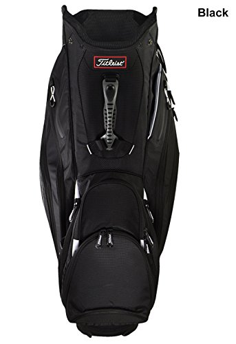 Titleist Golf 2017,  Black - Titleist 14 Way Cart Bag