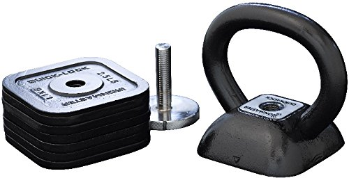 Ironmaster Quick-Lock Kettlebell 57.5 lb Combo