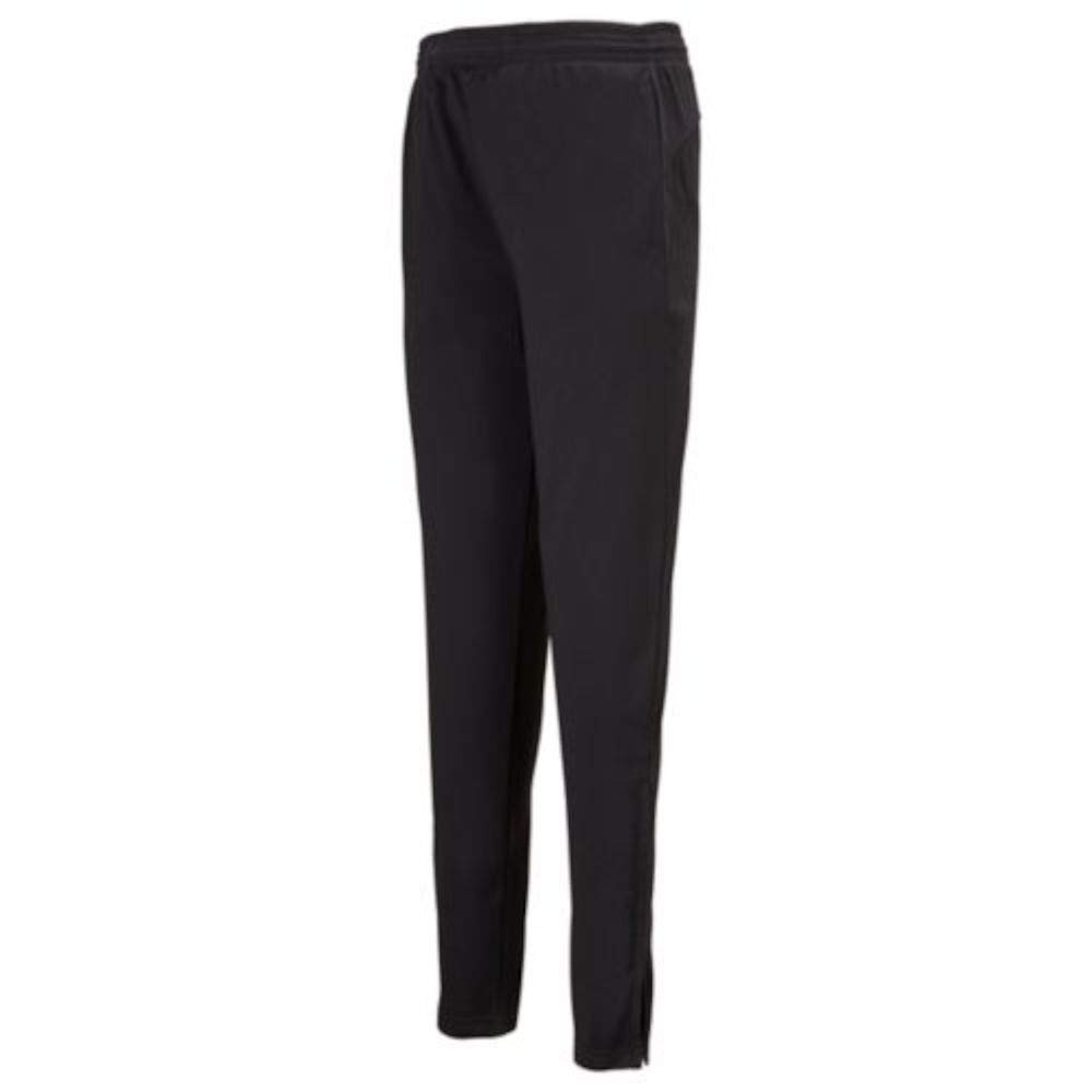 Augusta Sportswear Youth Tapered Leg Pant S Black