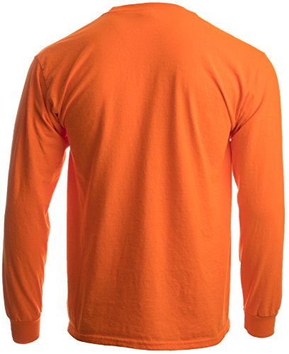 This is My Deer Hunting Shirt | Funny Hunter Blaze Orange Safety Clothes T-Shirt-(Adult,L) - http://coolthings.us