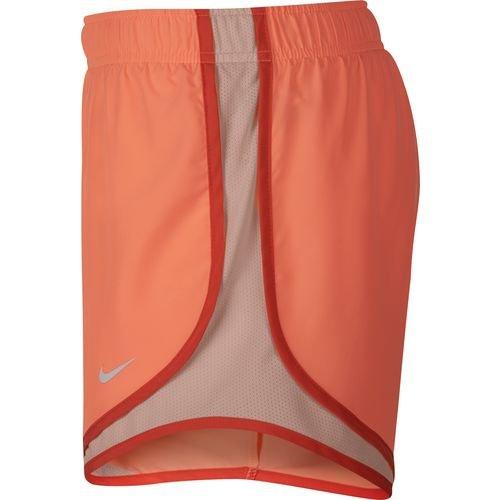 Nike Women's Dry Tempo Shorts Peach Crimson Pulse Medium by Nike (Image #1)