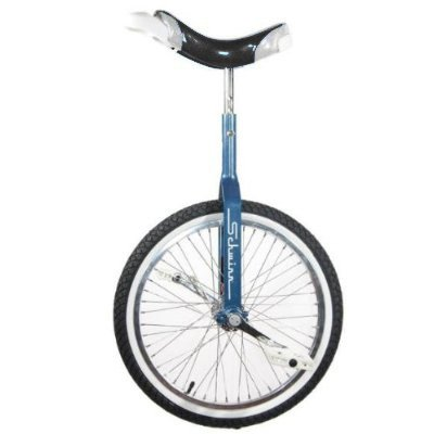 "Schwinn 20"" Unicycle - Retro Blue"