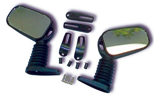 - SPI Aws Hood Mounted Mirrors for Snowmobile ARCTIC CAT Jag/DLX / L.C. 1992-1999
