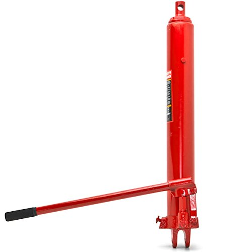 Biltek NEW Long Ram Jack Cherry Picker Replacement Hydraulic 8 Ton Manual Engine Hoist by Biltek