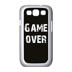 Personalized New Print Case for Samsung Galaxy S3 I9300, Game Over Phone Case -511337