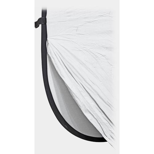 Impact Super Collapsible Background - 8 x 16' (White) by Impact
