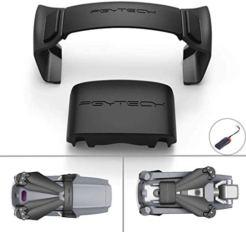 b377acbc26b pgytech Propeller Holder - Prop fix Paddle Blade Holder Protect Paddle Clip  for DJI Mavic 2 pro/Mavic 2 Zoom: Amazon.in: Toys & Games