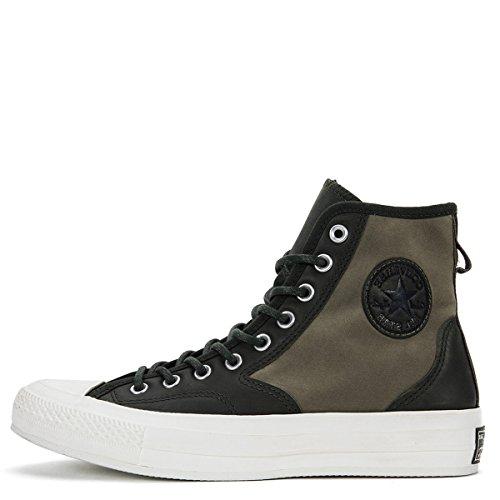 STAR Righe Converse All Star sneaker alte misura UK 7. condizioni molto buone.