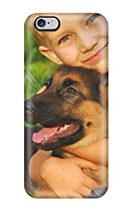 New Design Shatterproof Iphone Case For Iphone 6 Plus Cute Puppy Dog Animal S