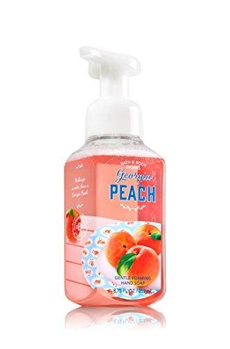 Bath & Body Works Gentle Foaming Hand Soap Georgia Peach 8.75oz