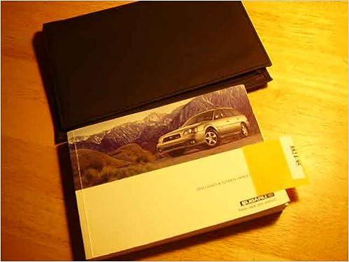 2004 pontiac gto owners manual