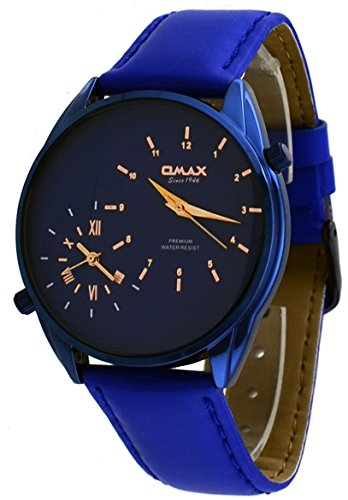 Omax S002S441 Mens Leather Watch product image