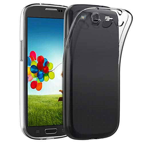 JETech Case for Samsung Galaxy S3, Shock-Absorption Cover, HD Clear (Cheap Samsung S3 Phone Cases)