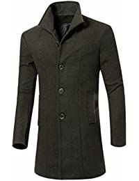Amazon.com: Green - Wool & Blends / Jackets & Coats: Clothing ...