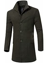 Amazon.com: Green - Wool & Blends / Jackets & Coats: Clothing ...