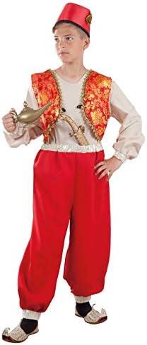 DISBACANAL Disfraz de Aladín para niño - -, 6 años: Amazon.es ...