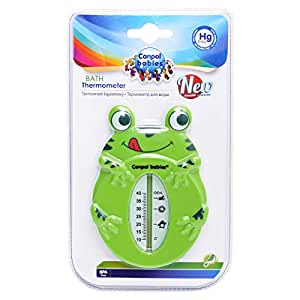 Canpol Babies Bath Thermometer - 9-220, Green