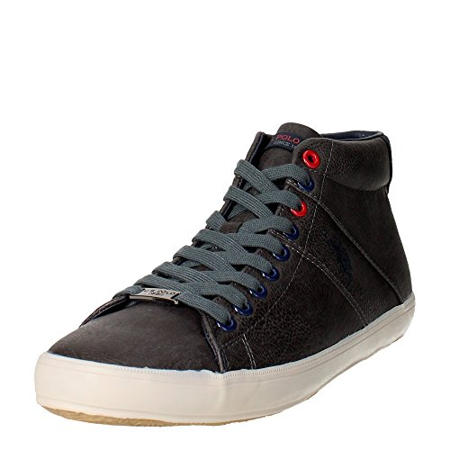 U.s. Polo Assn CADET4172W6/YS1 Sneakers Uomo Pelle Sintetico Grigio Grigio 42