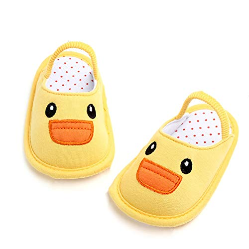 BiBeGoi Infant House Slippers Soft Sole Summer Sandal Baby Boys Girls Slide Shoes Flat First Crib Shoes Newborn Gift]()