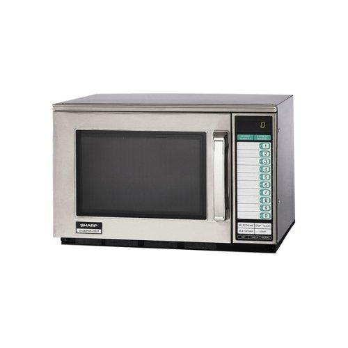 Sharp - R-22GTF - 1200 Watt Commercial Microwave Oven