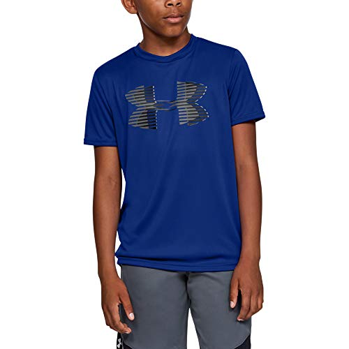 Under Armour Boys Solid T Shirt