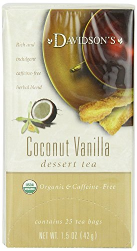 Coconut Vanilla 25 Bags