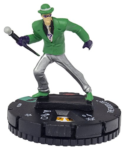 DC Heroclix Batman the Animated Series: The Riddler -
