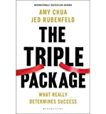 img - for [The Triple Package: What Really Determines Success] (By: Jed Rubenfeld) [published: February, 2014] book / textbook / text book