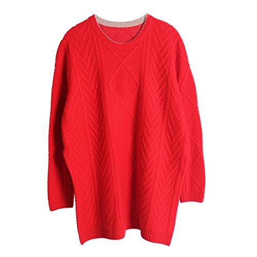 URSFUR-Maglione di cashmere retr