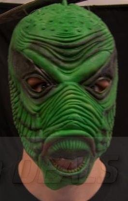 Halloween Costume Creature From the Black Lagoon Mask ()