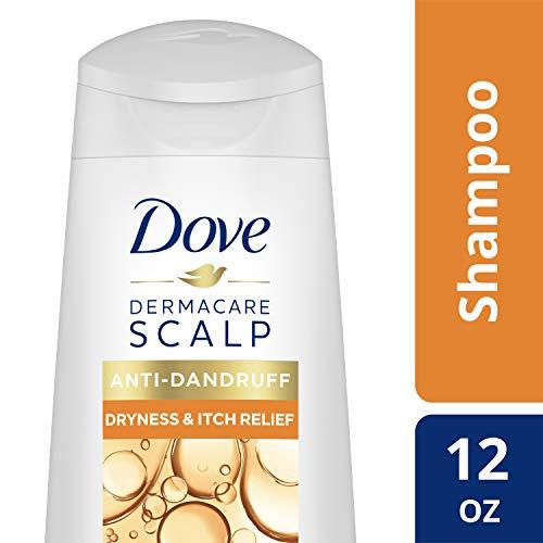 Dove Shampoo Dryness Itch