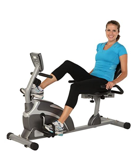 900xl Extended Capacity Recumbent Bike with Pulse- Extended Leg Stabilizers to Prevent Any Movement or Tipping When Exercising-pack of Two* First Choice Unilimited