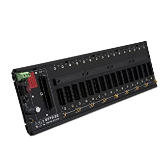 Opto 22 SNAP-PAC-RCK16-FM - SNAP PAC 16-Module Mounting Rack, Factory Mutual Approved