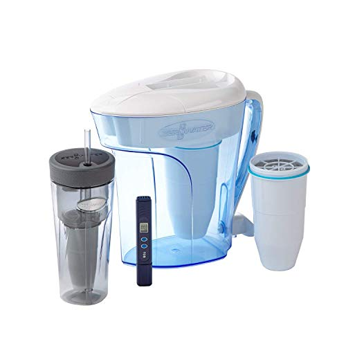 10 cup pitcher with free meter - 3