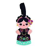 By Mexico Identificador de Maletas Modelo India Oaxaca