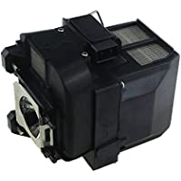 ELPLP77 Replacement Projector Lamp With Housing For Epson PowerLite 1975W 1980WU 1985WU 4650 4750W 4855WU G5910/ HC 1440 PC 1985