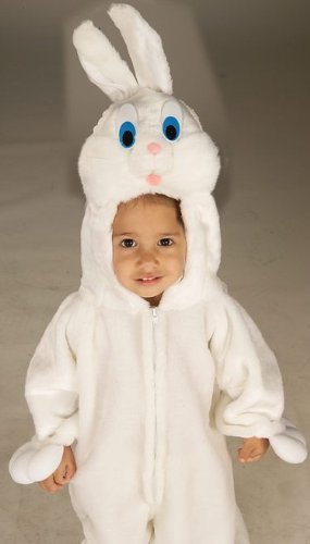 Cartoon Bunny Rabbit Toddler Easter Costume