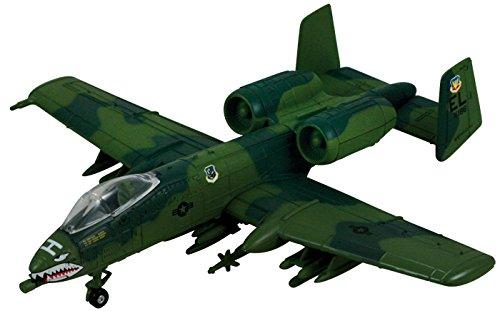 A-10 Thunderbolt II ( Warthog ) 1/72 Scale Diecast Metal Model (A10 Model Warthog Diecast)