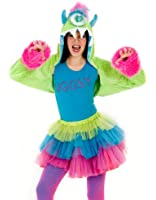 Princess Paradise Girls' Uggsy Monster Costume