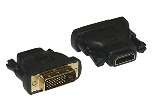 Cablelera HDMI Female to DVI Male Adapter (ZA5600FM)