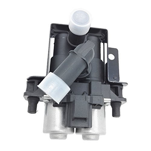 Heater Control Water Valve for 00-02 Jaguar S-Type Lincoln LS Ford Thunderbird by OKAY MOTOR