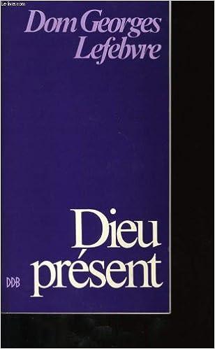 Livres gratuits Dieu présent pdf ebook