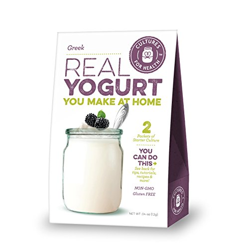 Greek Yogurt Starter Culture by Cultures For Health