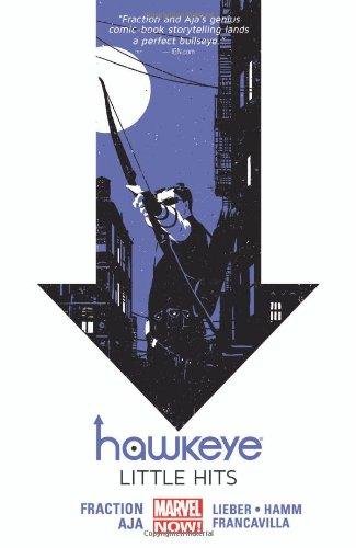 Hawkeye, Vol. 2: Little Hits