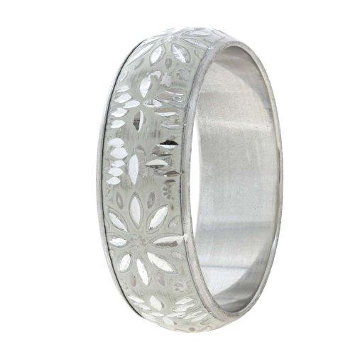 [White Bangle Bracelet for Women Costume Jewelry Indian] (Asian Indian Costume Jewelry)
