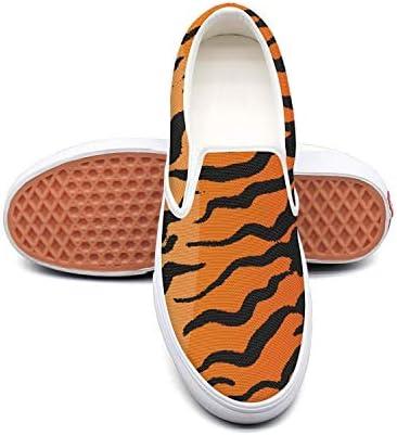 メンズ Guys Tiger in The Jungle Plimsolls メンズ 滑り止め カジュアルシューズ