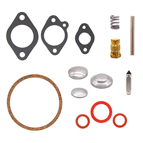 NIMTEK Carburetor Rebuild Kit For Chrysler Force Outboard 9.9 15 75 85 105 120 130 135 150 HP